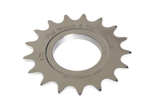 Phil Wood Stainless Steel Track Cog